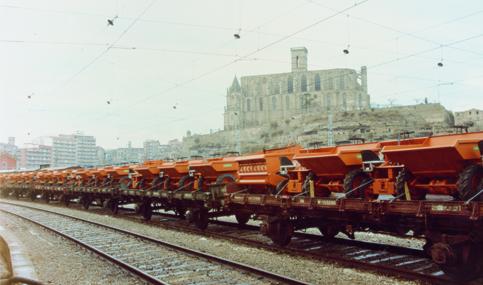 1977 AUSA dömperek