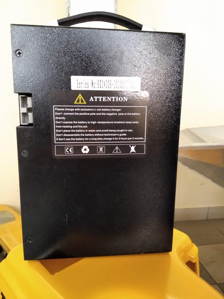 li-ion béka akkumulátor